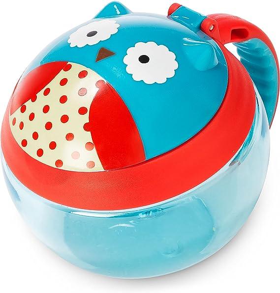 Imagen deSkip Hop Zoo Snackcup, Snackbox, Aufbewahrungsbehälter para niños multicolor multicolor