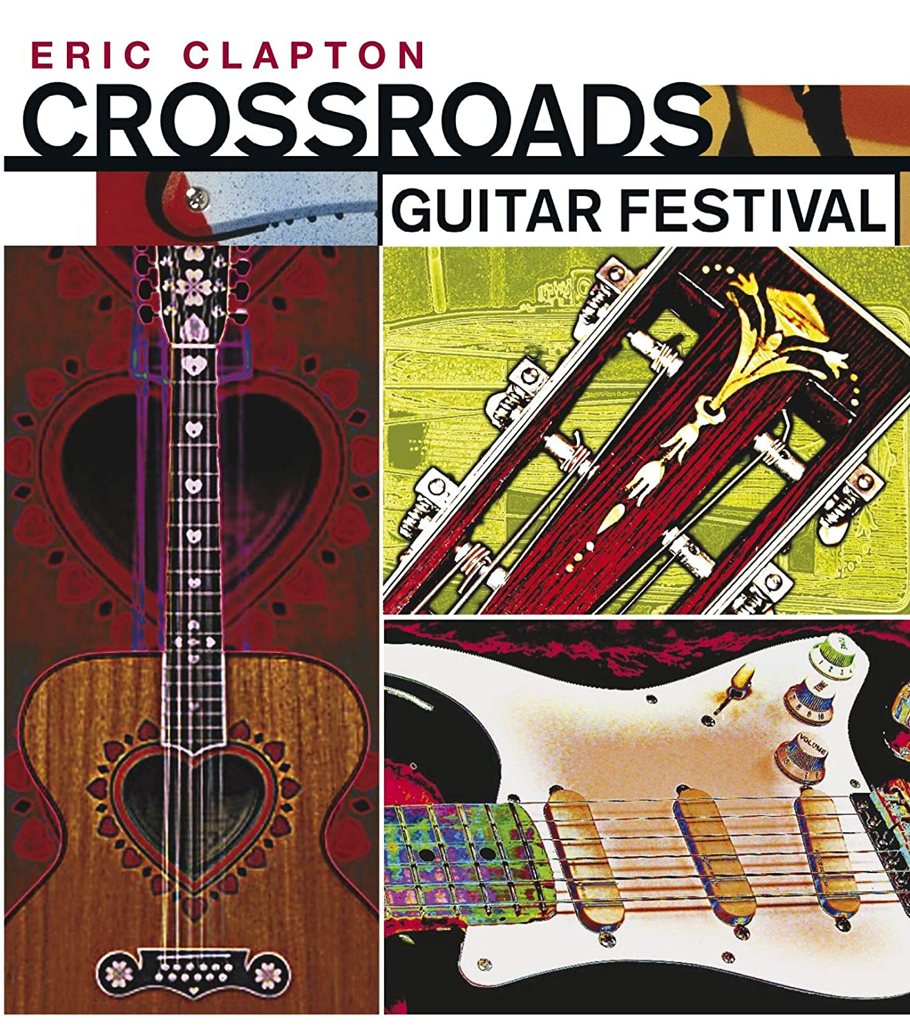 Eric Claptop: Crossroads Guitar Festival 2004 [DVD]: Amazon.es ...