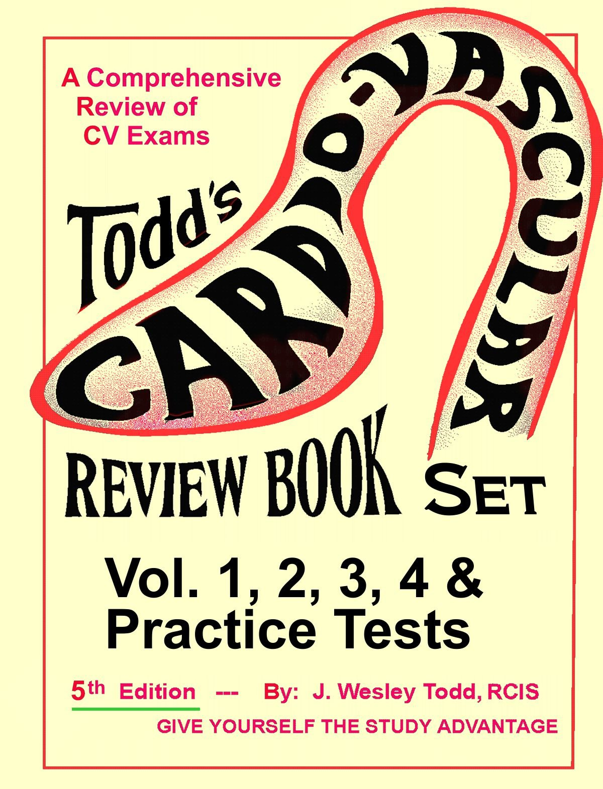 Amazon Buy Todds Cardiovascular Review Book The Complete