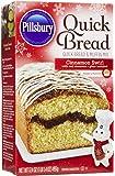 Pillsbury Cinnamon Swirl Quick Bread Mix - 17.4 oz