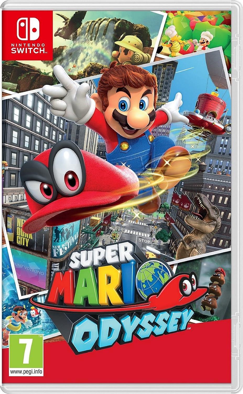 Super Mario Odyssey, Edición Estándar: Amazon.es: Videojuegos