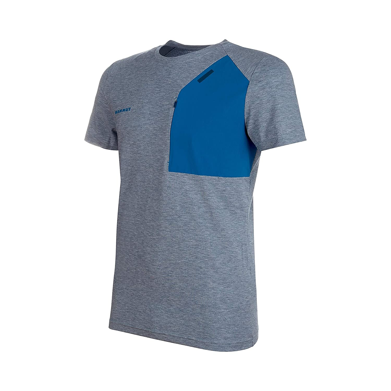 Mammut Herren Crashiano Pocket T-Shirt