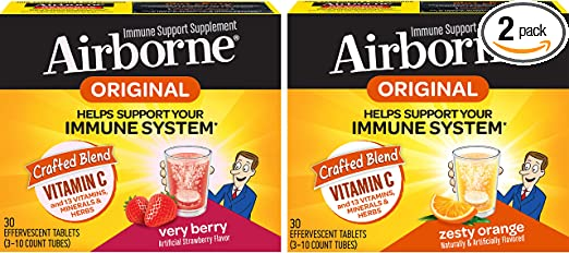 Airborn to help boost immunity