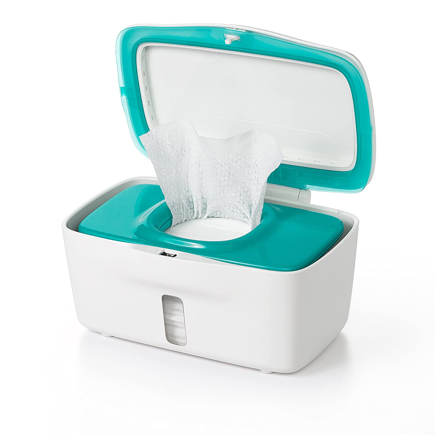 OXO Tot Perfect Pull Wipes Dispenser, Teal 63121700