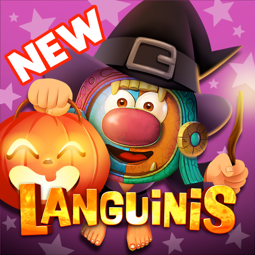 Languinis: Word Game - Fun & colorful Word Search combined with Match 3