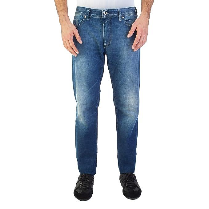 Amazon.com: Diesel Hombre thommer Slim Skinny Jeans 084 CV ...
