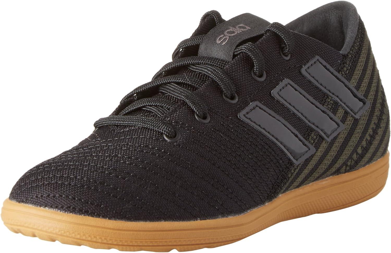 exposición Entender mal Torpe  adidas Boys' Nemeziz 17.4 in J Sala Footbal Shoes, Black (Core Black/core  Black/utility Black), 5 UK: Amazon.co.uk: Shoes & Bags