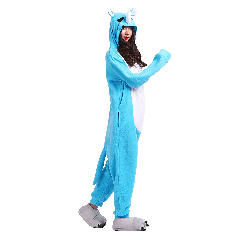 PALAFOX Pijama Gris Lobo, Onesie Modelo Animal Cosplay para Adulto Kugurumi Unisex Kigurumi: Amazon.es: Ropa y accesorios