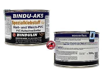 350 Ml Bindu Ak5 Pvc Kleber Spezial Pcv Kleber Klebstoff Fur