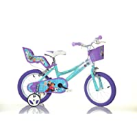 Eisprinzessin Kinderfahrrad Frozen Kinderrad Fahrrad Disney Original Lizenz TÜV geprüft super Design