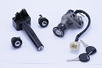 Amazon.com: Ignition set for Vento Zip R3I 4 pin connector 4 ... on