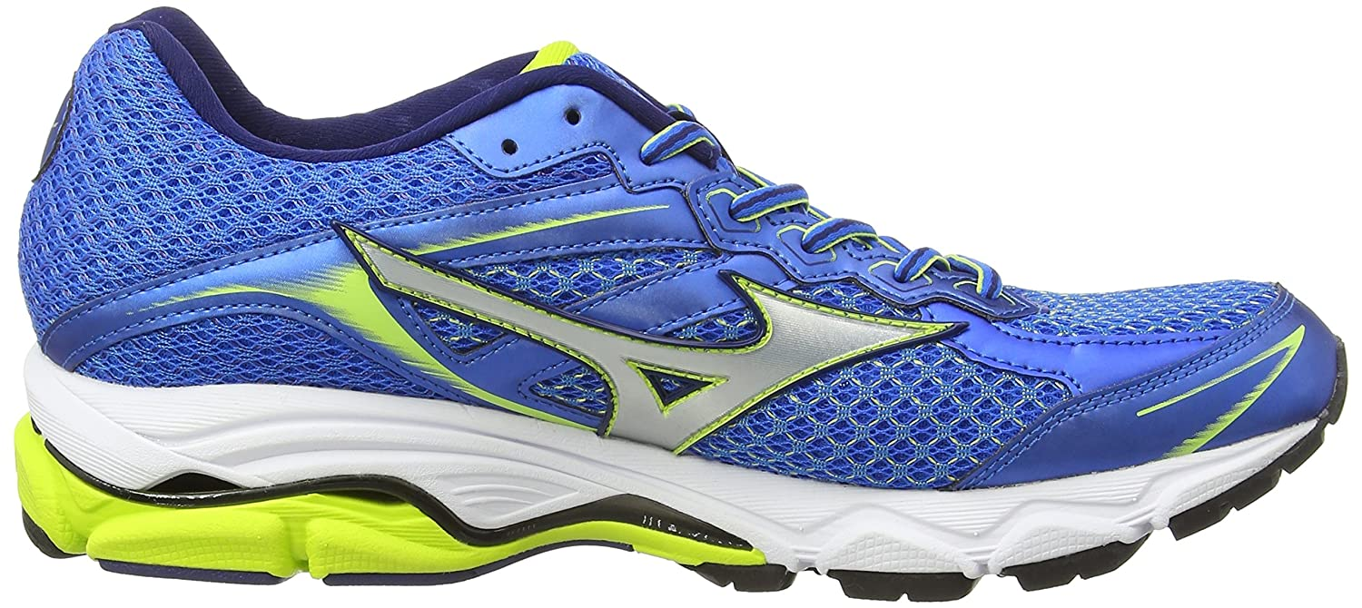 Amazon.com: Mizuno AW15 Mens Wave Ultima 7 Running Shoes - Neutral Cushion  - US 11.5 - Blue: Sports & Outdoors