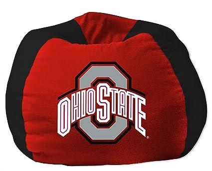 College NCAA Bean Bag Chair NCAA Team Ohio State  sc 1 st  Amazon.com & Amazon.com: College NCAA Bean Bag Chair NCAA Team: Ohio State ...