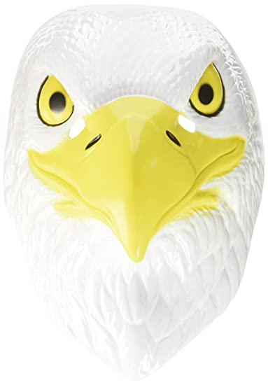 c847a112 Deluxe Kids Eagle Mask - Child Std.