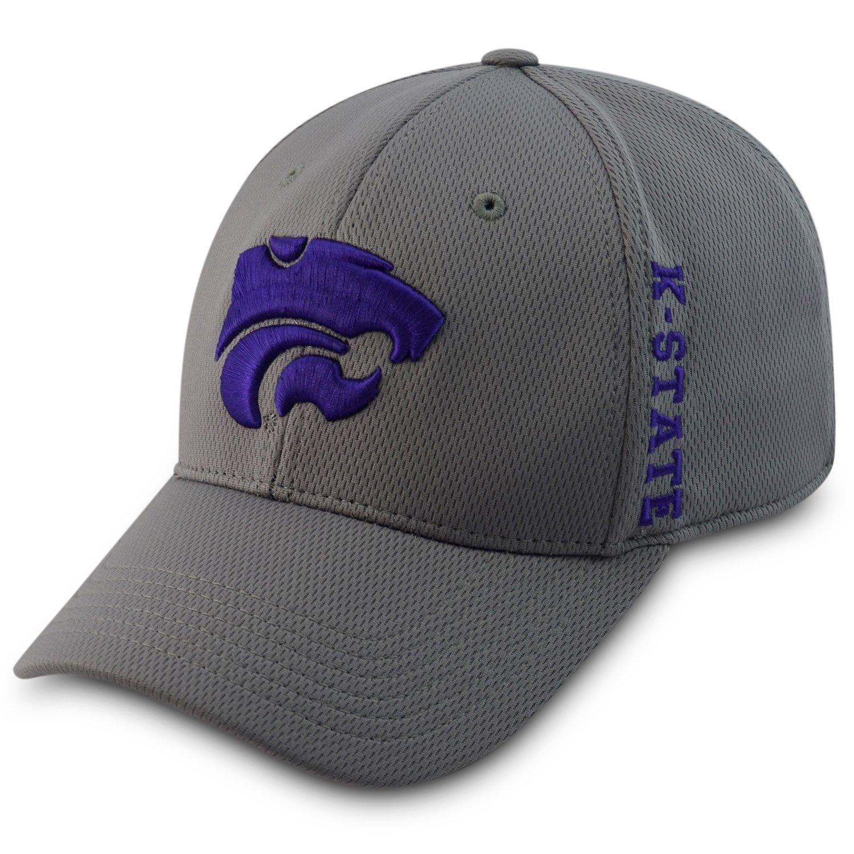 Top of the World Kansas State Wildcatsブースターキャップ   B00MHT8PUO