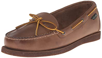 f529459f4bc Eastland Women s Yarmouth Camp Moc Slip-on Natural 6 ...
