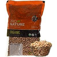 Pro Nature 100% Organic Raw Peanuts, 1kg