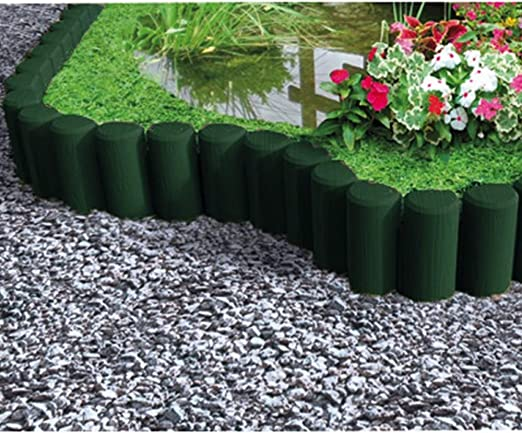 Bama Borde de jardín modulable Espuma Verde: Amazon.es: Hogar