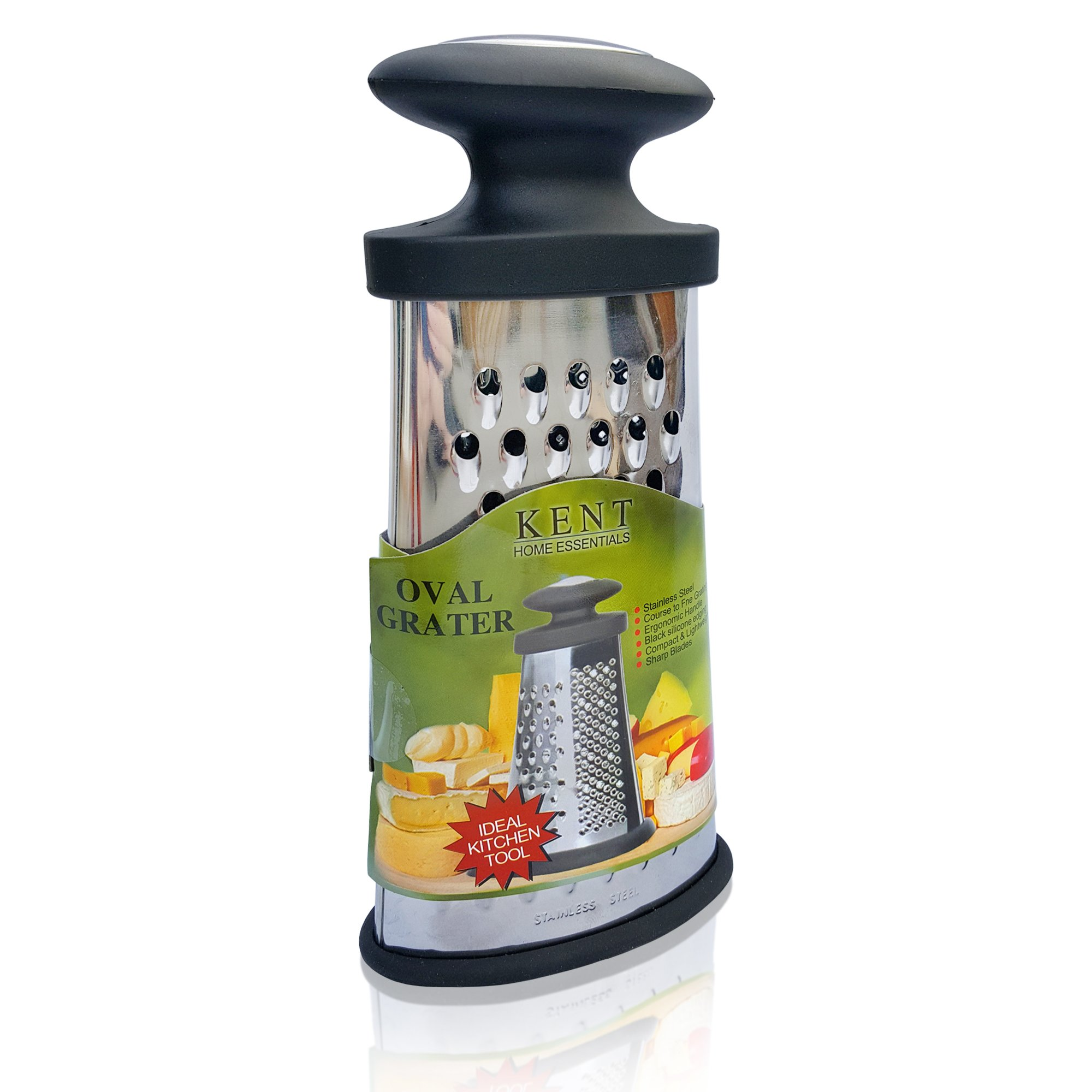 Best Cheese Grater and Zester - Sharp, Rustproof Stainless Steel ...