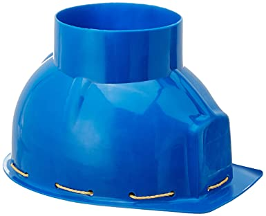 Acme Safewell Safeguard Load Carrying Safety Helmet Blue Pack Of 1