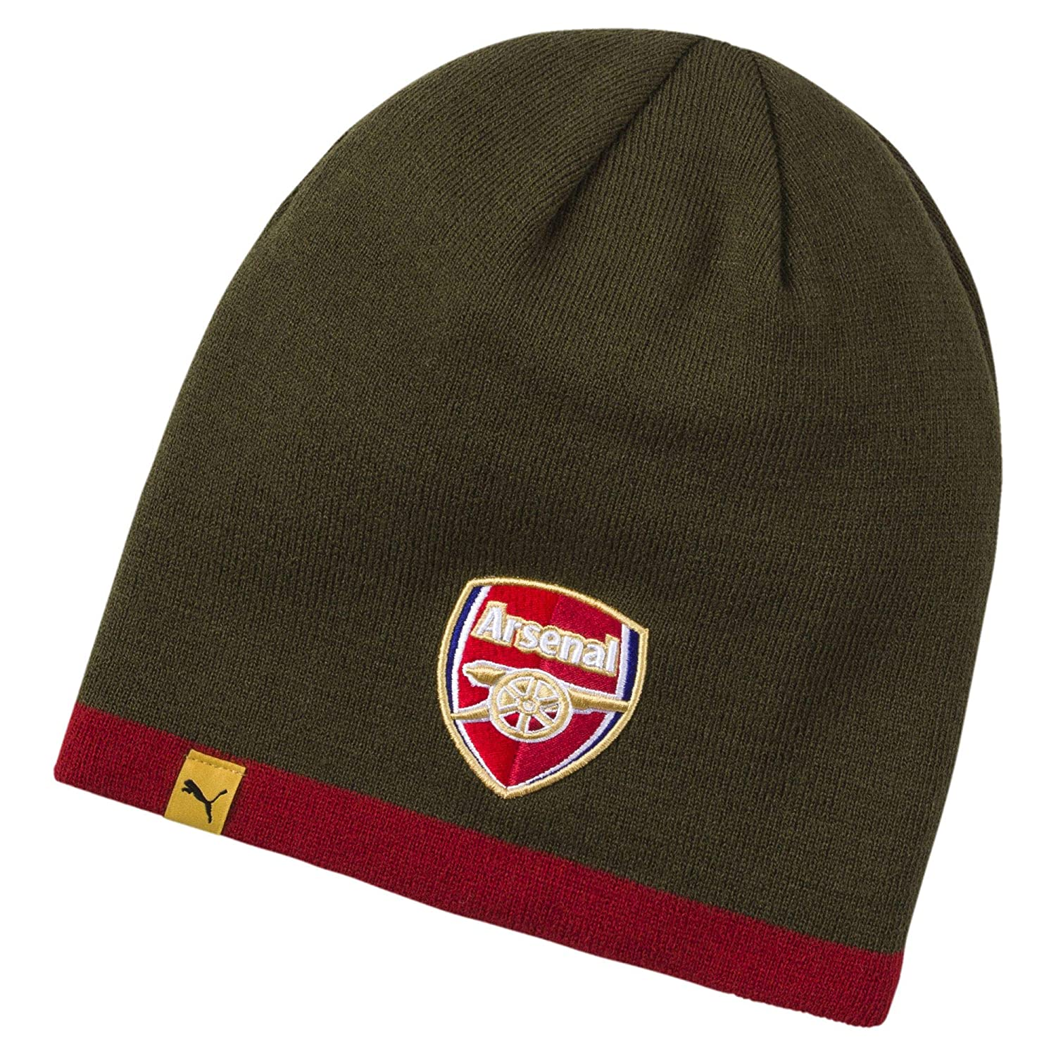 Amazon.com   PUMA English Premiership Arsenal Licensed AccessoriesOfficial  License Supplier of Replica and On-Pitch Merch 016246de6b9