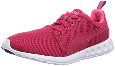 Puma Carson Runner Wn's, Damen Laufschuhe, Pink (03 virtual pink-fluo pink), 37 EU (4 Damen UK)