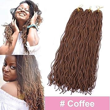 Amazoncom Silike Micro Curly Sister Lock Crochet Braids 20 Inch