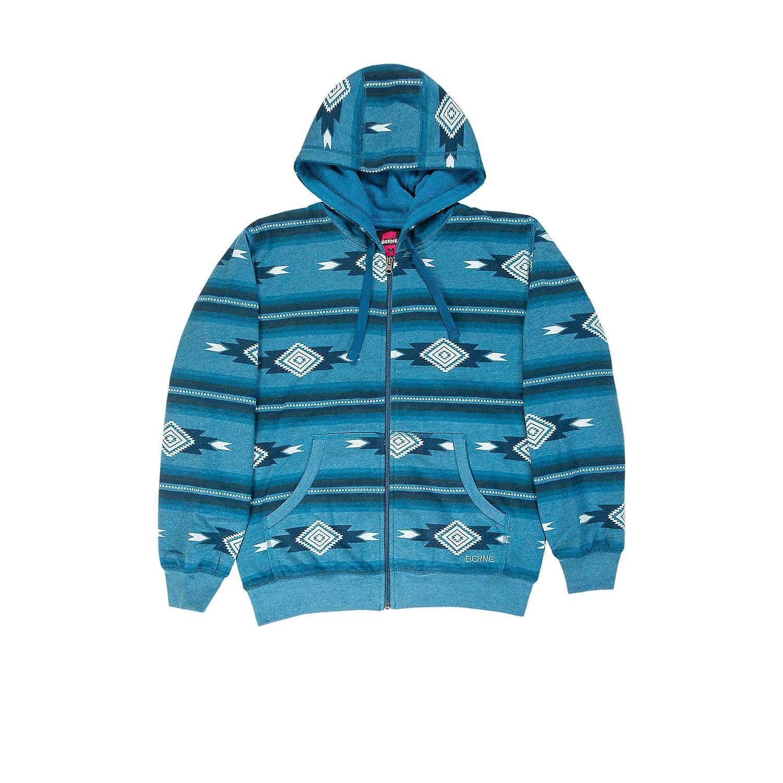 Berne Ladies Fleece Lined Sweatshirt