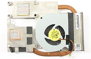 Dell Laptop NPPGP AMD Heatsink and Fan DFS501105FQ0T Inspiron 7520 5520