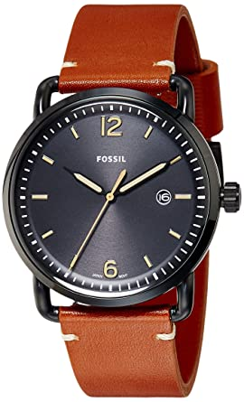 24d9e66006f Buy Fossil Analog Black Dial Men s Watch - FS5276 Online at Low ...