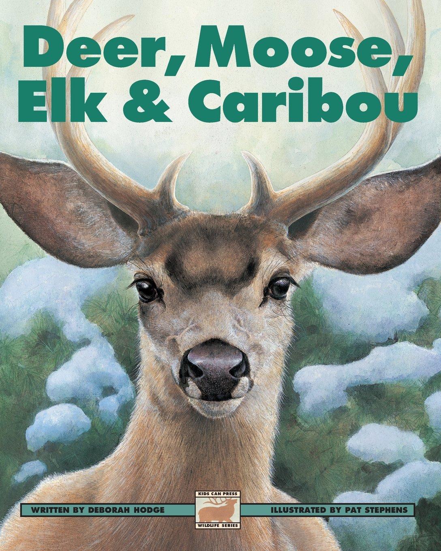 Deer Moose Caribou Press Wildlife product image