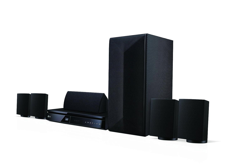 LG LHA  sistema de cine casa Blu ray D vatios Smart
