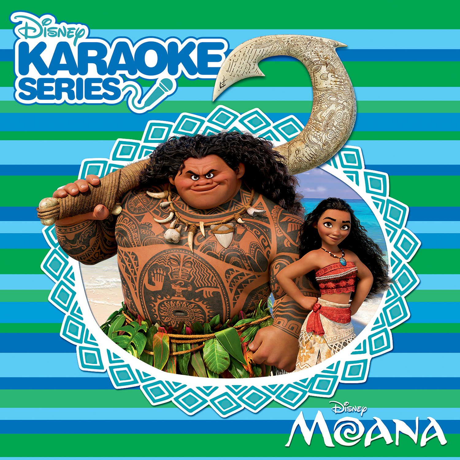 CD : Disney Karaoke Series: Moana