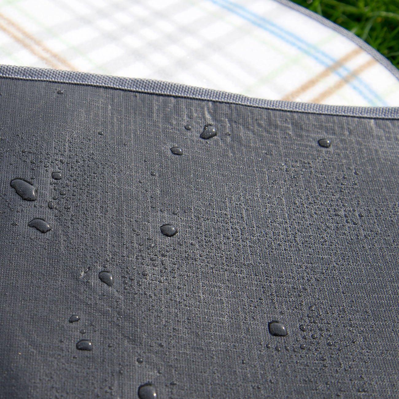 Croisillons Couverture de pique-nique 250 x 200 cm
