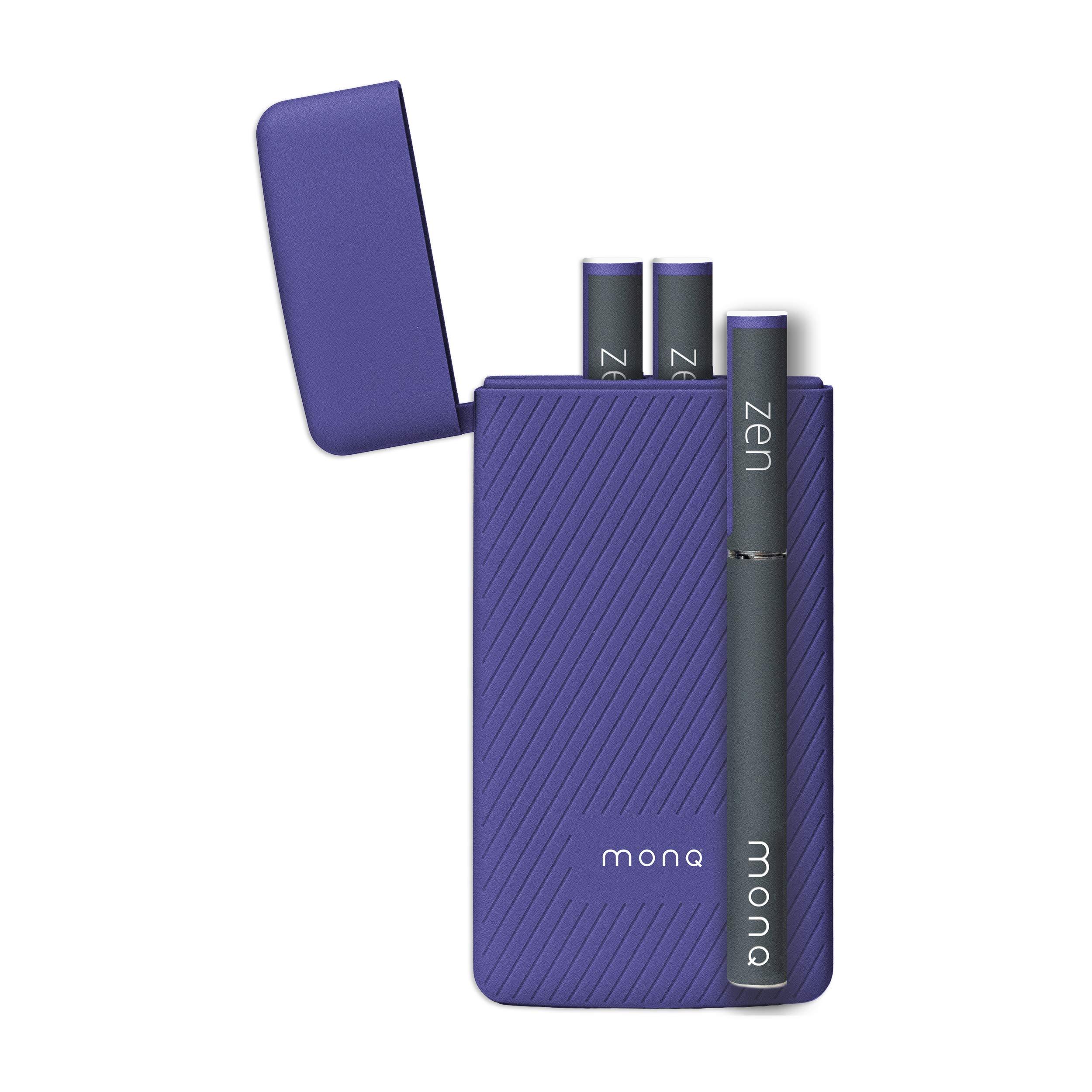 MONQ R - Portable, Rechargeable Essential Oil Diffuser - Zen Blend by MONQ