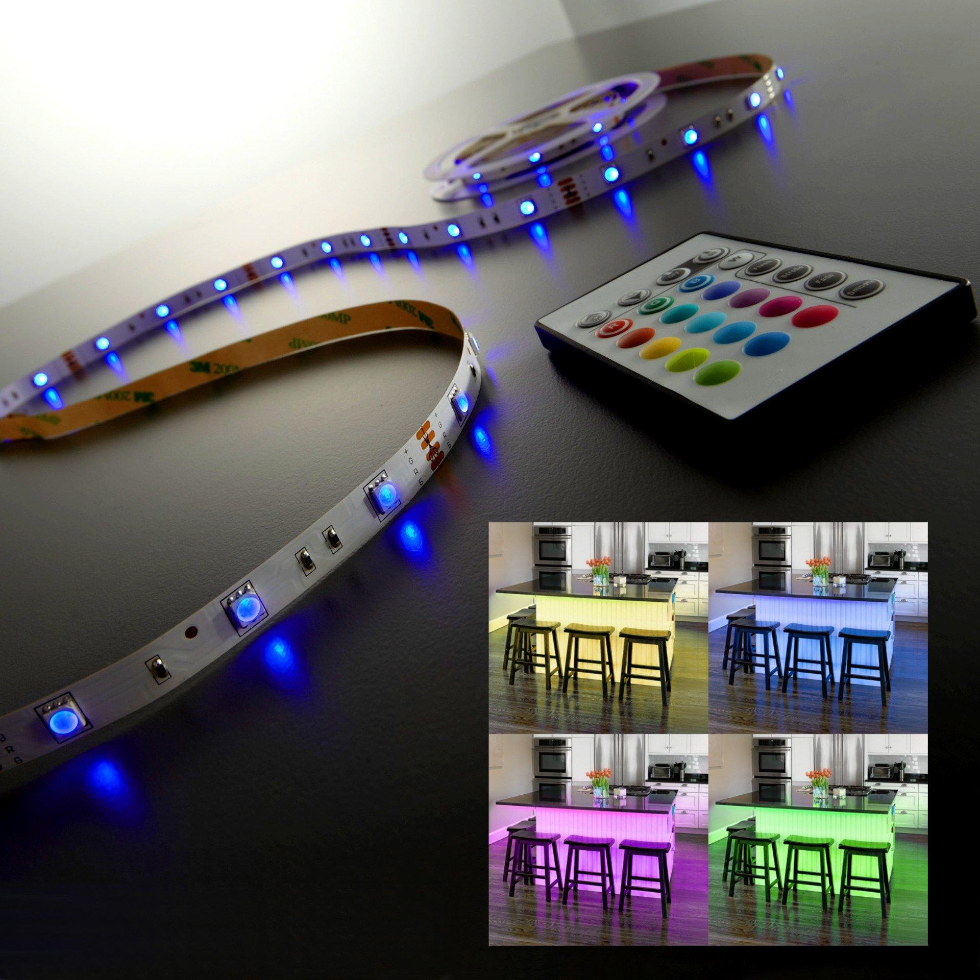 led lichtleisten. Black Bedroom Furniture Sets. Home Design Ideas