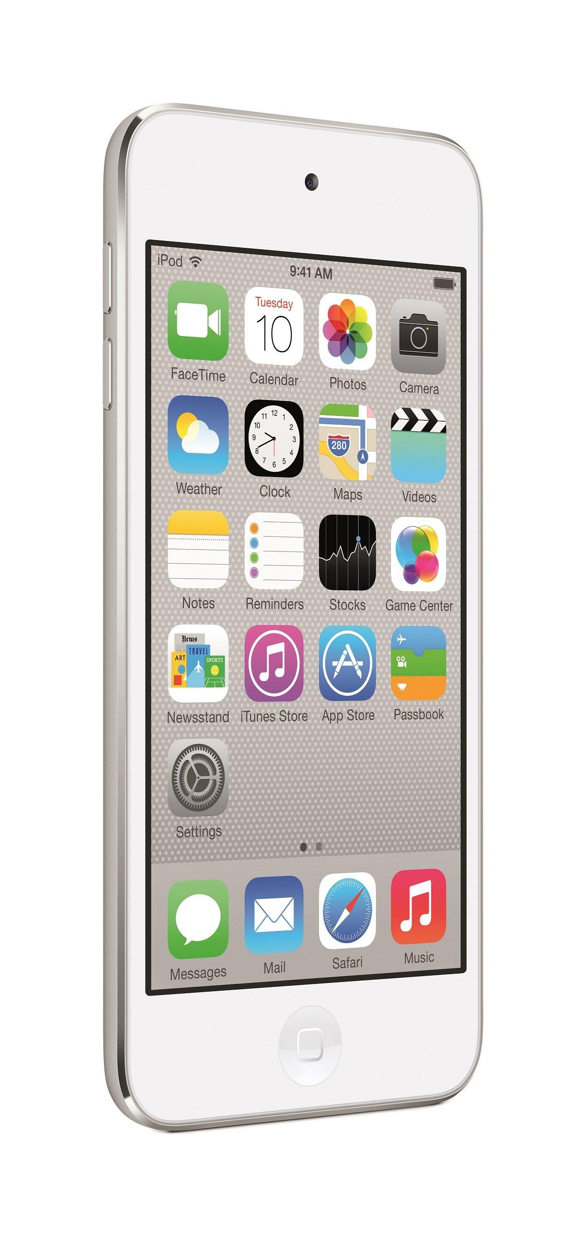 iPhone5 16GB(ホワイト&シルバー)