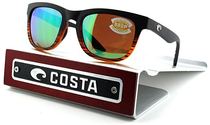 12ddd3736ef2 Image Unavailable. Image not available for. Color: Costa Del Mar Copra 580P  Matte Coconut Fade Frame ...