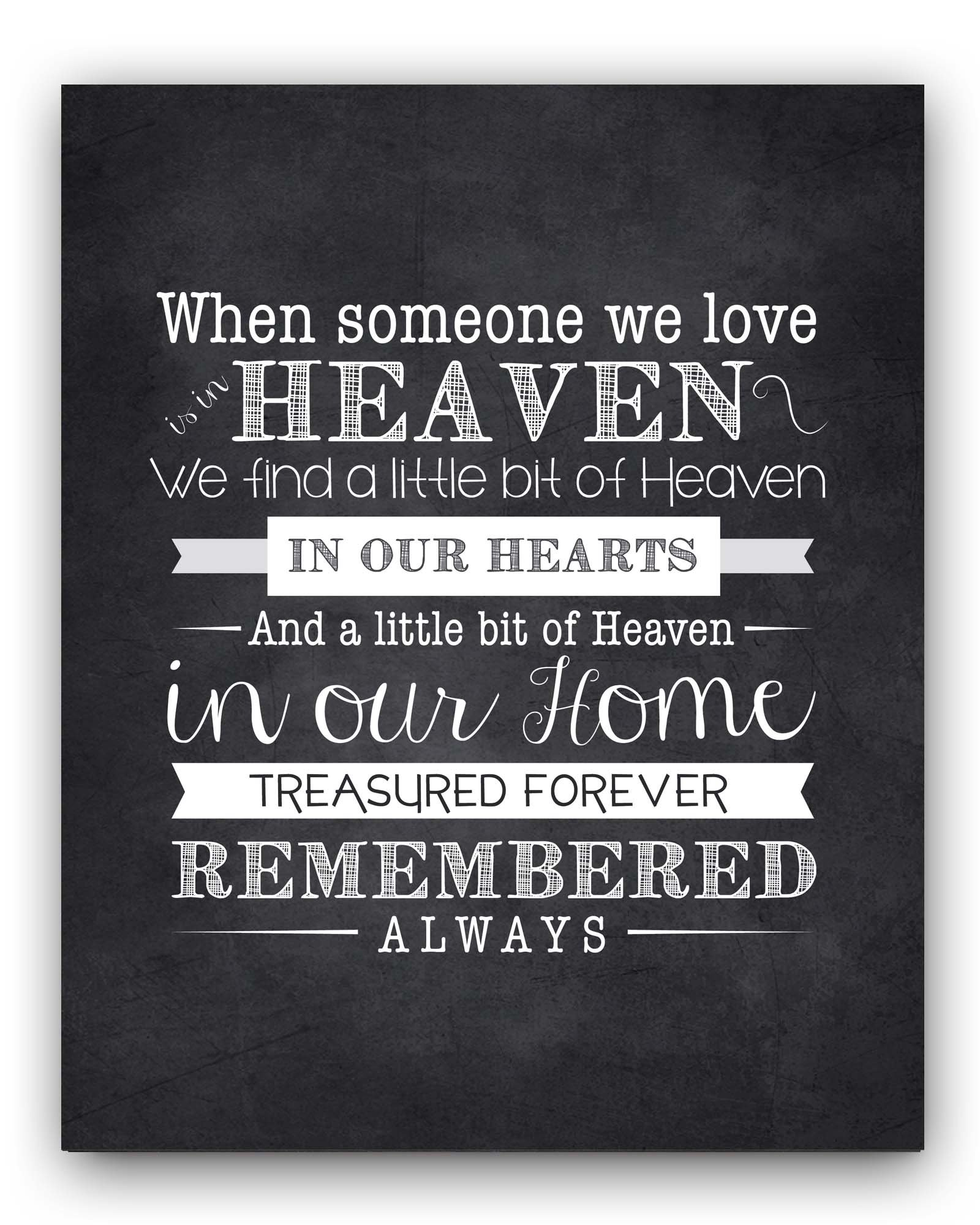 Quotes Of Loved Ones: Amazon.com: Remembrance Gift Sympathy Gift Quote