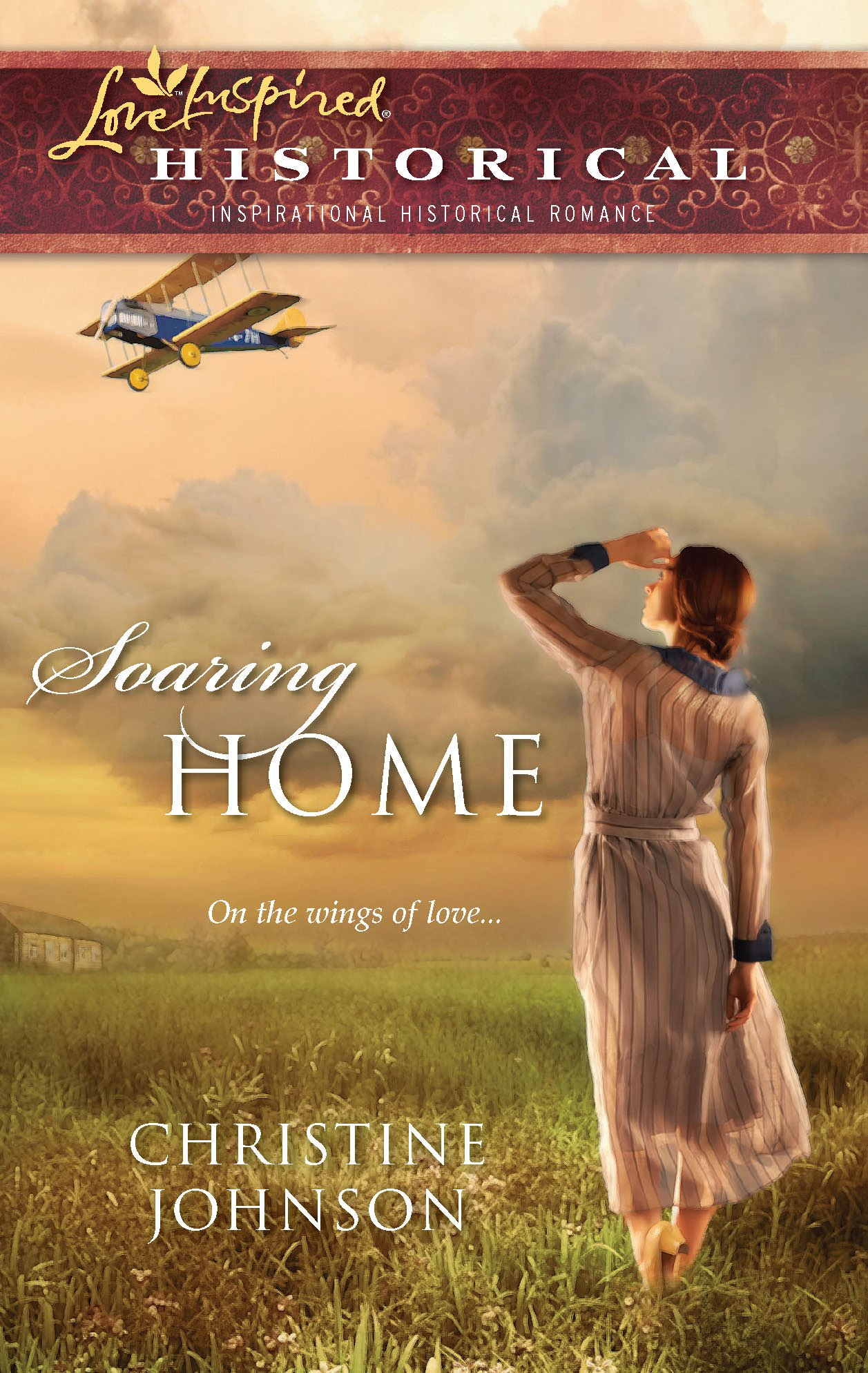 Soaring Home (Steeple Hill Love Inspired Historical) ebook