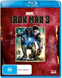 Iron Man 3 (3D Blu-ray) Blu-ray