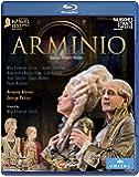 Handel: Arminio [Max Emanuel Cencic; Gaia Petrone; Lauren Snouffer; Juan Sancho; Pavel Kudinov] [C Major Entertainment: 744504] [Blu-ray] [Region A & B & C]