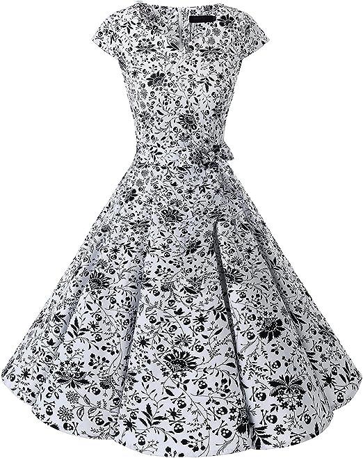Acheter robe tete de mort online 13