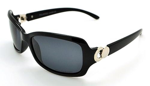 Vox polarizadas Trendy Classic alta calidad para mujer Hot Fashion gafas de sol w/incluye funda de m...