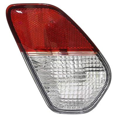 TYC 17-5755-00 Reflex Reflector: Automotive