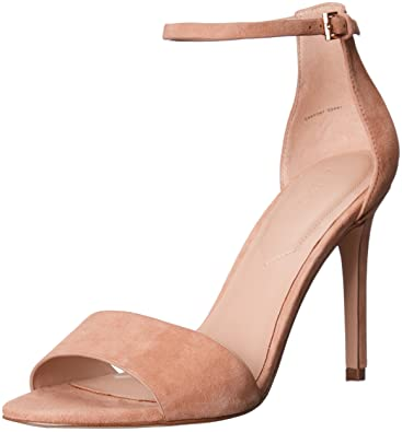 ALDO Women's Fiolla Dress Sandal, Natural, 7.5 B US