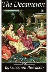 The Decameron of Giovanni Boccaccio Kindle Edition