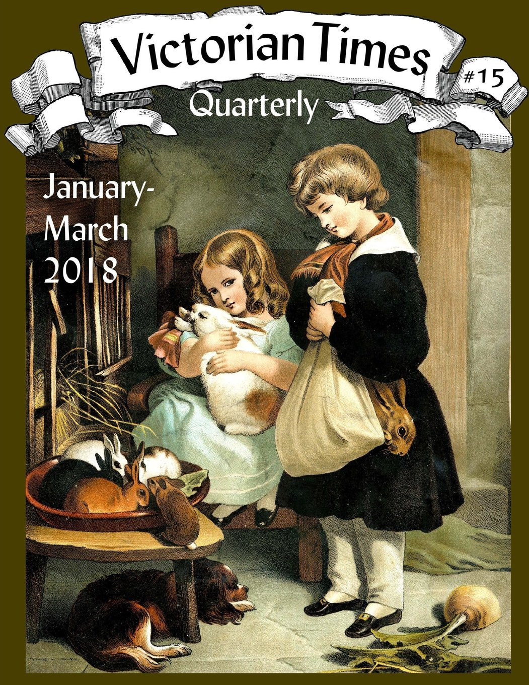 Victorian Times Quarterly #15 ebook