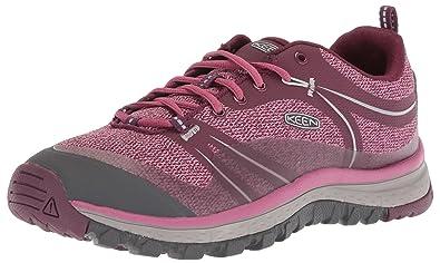 3b381d8b715 Keen Women's Terradora-W Hiking Shoe, Grape Wine/red Violet, ...