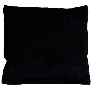 Saco térmico 12x12cm negro | Almohadilla térmica | Pequeño ...